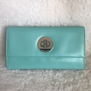Tiffany and co Leather Clutch